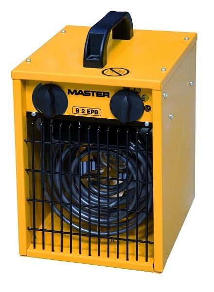 B2EPB - Elektrické topidlo 2 kW Master s ventilátorem