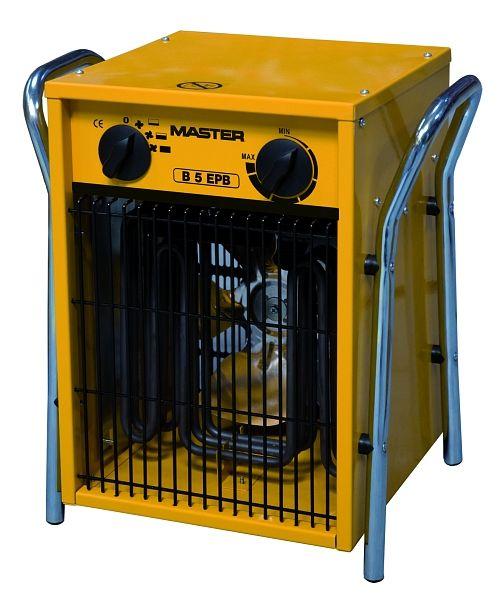 B 5 EPB - Elektrické topidlo 5 kW Master s ventilátorem