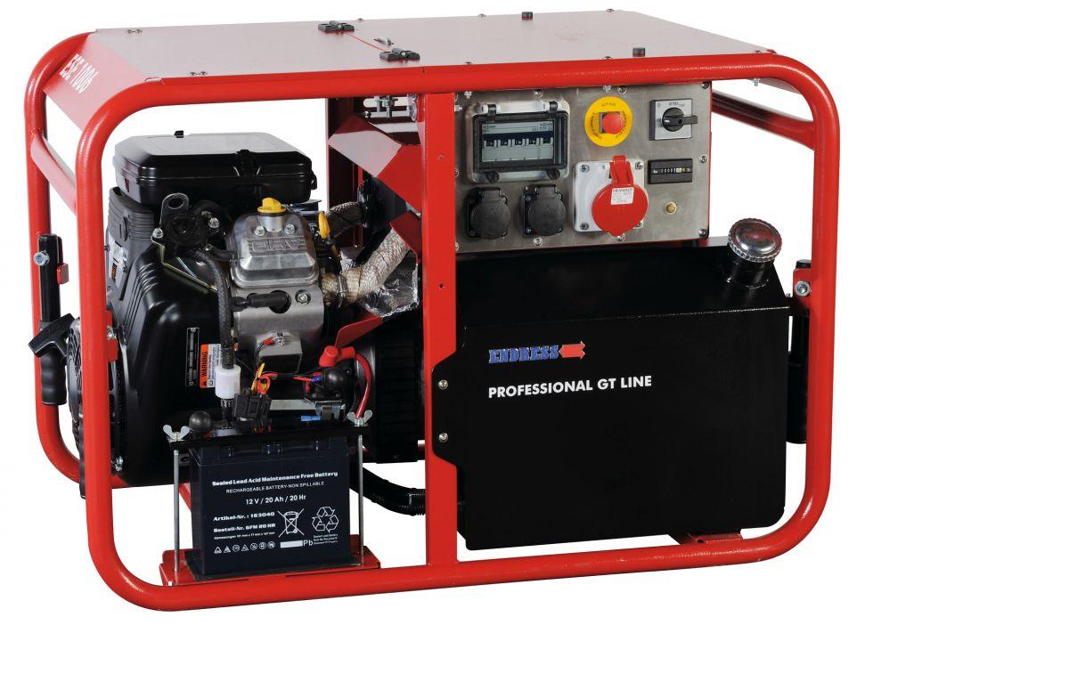 ESE 1006 DBS-GT + 1. servis v ceně. Třífázová elektrocentrála Endress. Elektrocentrála Endress.