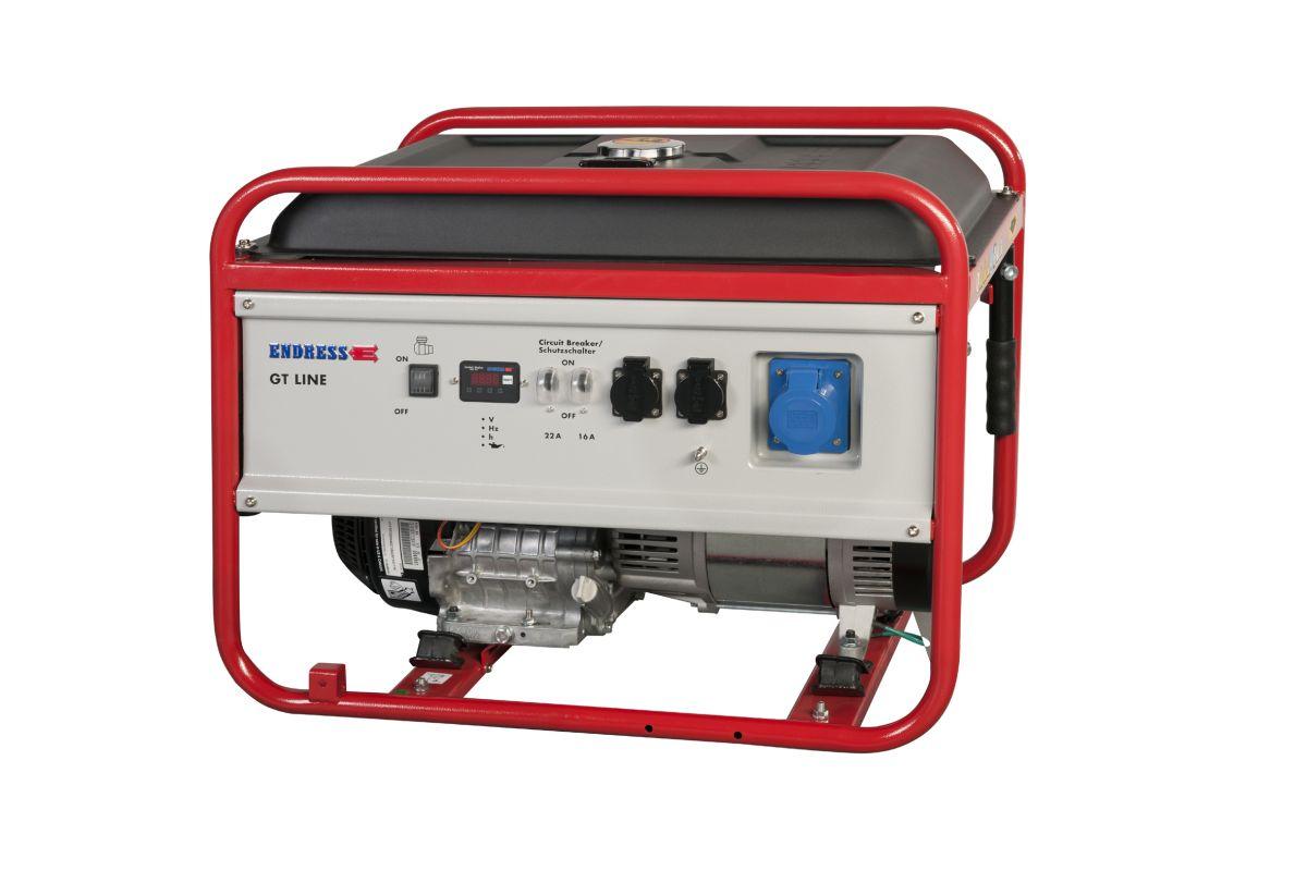 ESE 406 RS-GT - Jednofázová elektrocentrála Endress