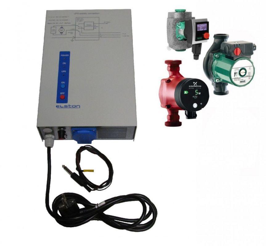 Astip Elston Eko 30W 6h s termostatem. Zdroj pro čerpadla kotlů.