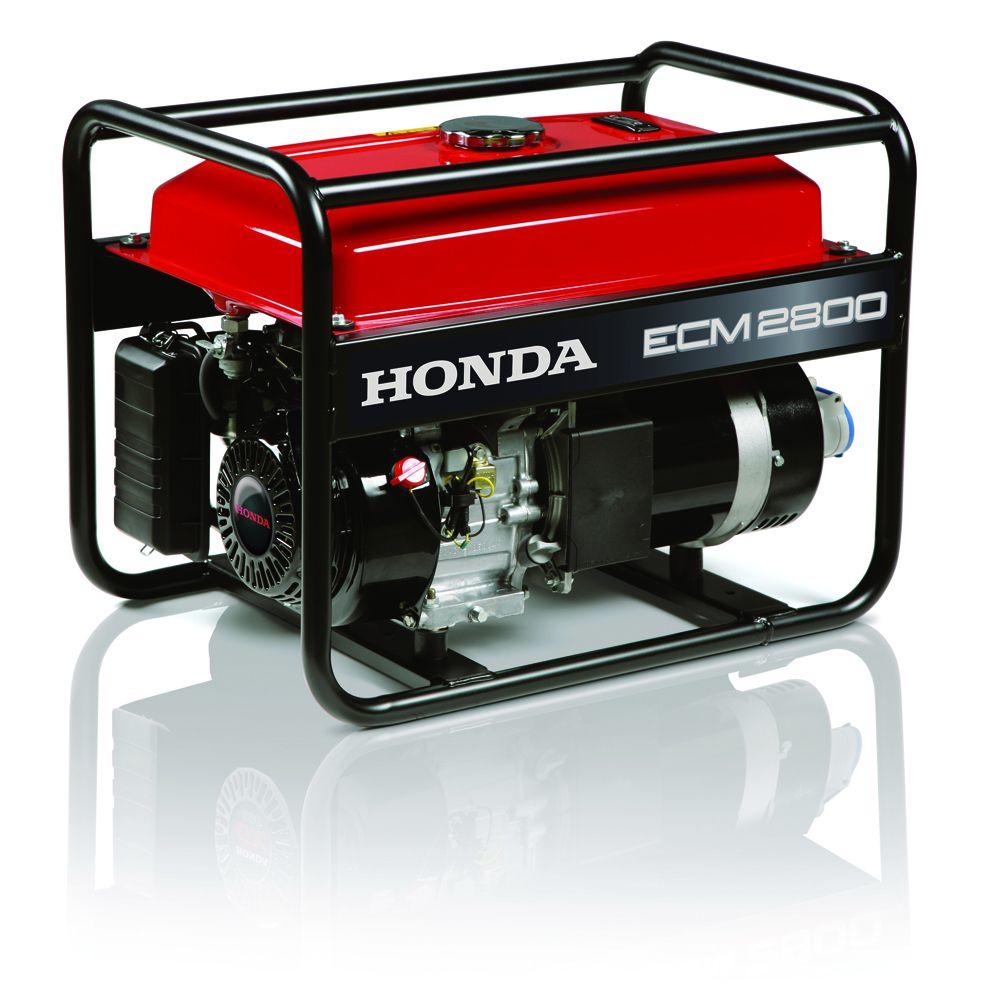 ECM 2800 - jednofázová Elektrocentrála Honda