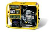 ESE 604 DBG DIN - elektrocentrála pro hasiče ENDRESS, krytí IP54