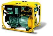 ESE 604 DYG DIN - elektrocentrála pro hasiče ENDRESS, krytí IP54