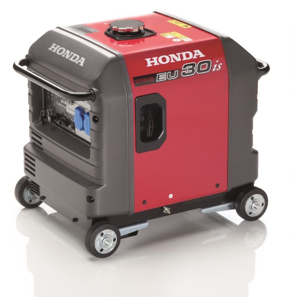 EU30iS - Tichá elektrocentrála Honda + 1. servis + doprava v ceně