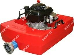 Přenosné plovoucí čerpadlo PH 1200 GSV, PH1200 GSV, PH1200SCV s motorem Honda.