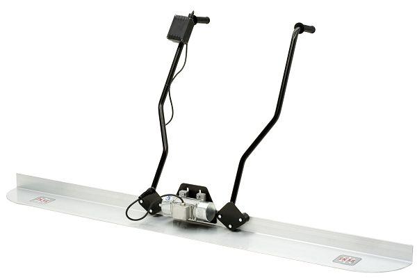 QXE 3m profil - Stahovací vibrační lišta