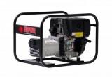 EP4200DE - jednofázová naftová elektrocentrála Europower
