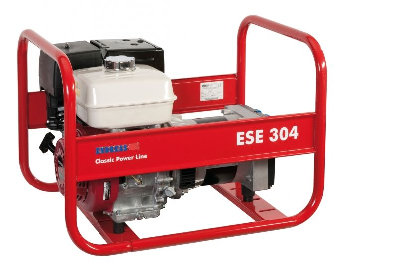 ESE 406 HS - Jednofázová elektrocentrála Endress