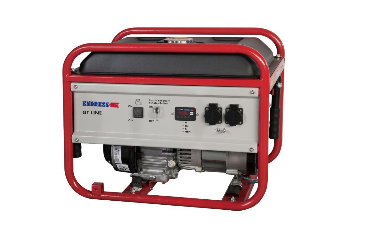 ESE 606 DRS-GT - Jednofázová elektrocentrála Endress
