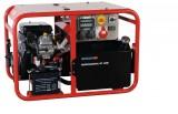ESE 1006 DBS-GT ES - Třífázová elektrocentrála Endress se startérem.