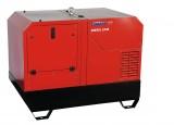 ESE 1208 DHS-GT ES DI - Tichá třífázová elektrocentrála Endress.
