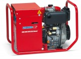 ESE 604 DYS ES DI - Třífázová naftová elektrocentrála Endress.