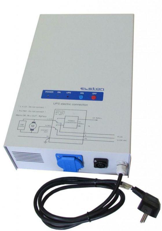 Elston 120 S5 DUO - Záložní, náhradní zdroj Astip, 120S5 DUO s baterií. Pro čerpadla kotlů.