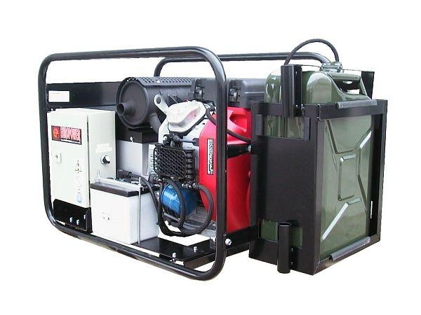 EP16000TE - Třífázová elektrocentrála Europower + 1. servis a doprava v ceně.