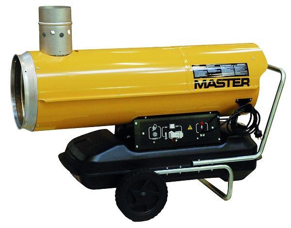 BV110E - Naftové topidlo 33 kW Master