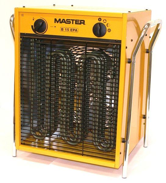B15EPB - Elektrické topidlo Master s ventilátorem