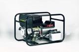 EP 4200DE - jednofázová elektrocentrála Europower