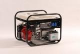EP6000E/25 - Jednofázová elektrocentrála Europower, elektrostart.