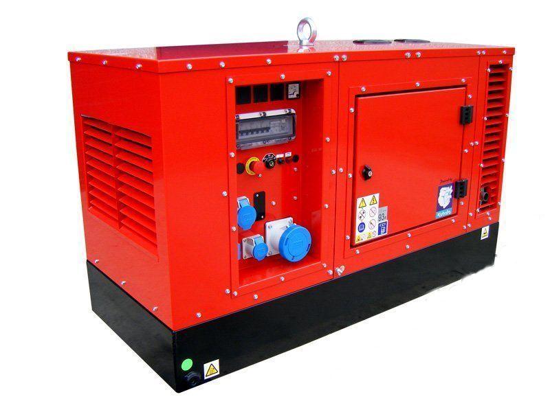 EPS163DE - Naftová jednofázová elektrocentrála Europower