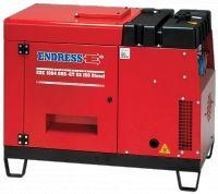 ESE 1006 DLS-GT ES ISO DI + 1. servis v ceně. Naftová elektrocentrála Endress.