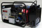 EP1000E s ATS - Jednofázová elektrocentrála Europower
