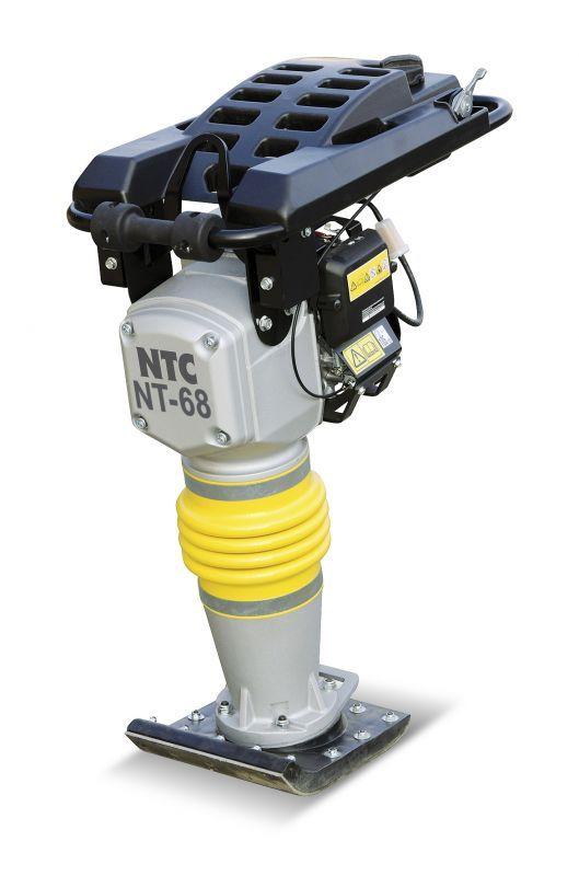 NT 68 - NTC vibrační pěch NT68, 1. servis a doprava v ceně
