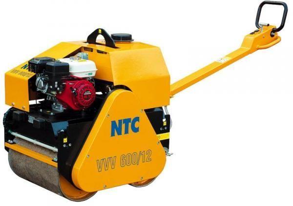 VVV700/22 HE - NTC vibrační válec vedený