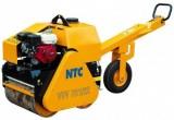 NTC VVV 701/22 - vibrační válec ručně vedený
