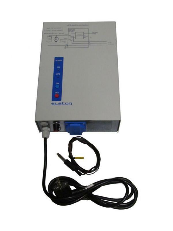 Záložní, náhradní zdroj Astip Elston Eko 30W 18h s termostatem.