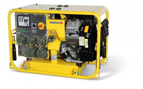 ESE 904 DBG DIN - elektrocentrála pro hasiče ENDRESS, krytí IP54