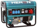 EGM 60 AVR-3E - elektrocentrála benzínová třífázová HERON