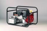 EP4100E - Jednofázová elektrocentrála Europower, elektrostart