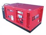 EPS6500TE-PDM1 - Tichá třífázová elektrocentrála Europower v kapotáži