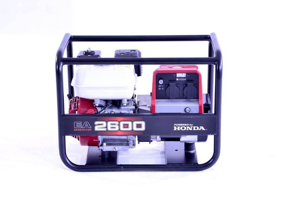 EA 2600 elektrocentrála Honda