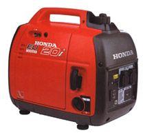 EU 20i - Tichá invertorová elektrocentrála Honda