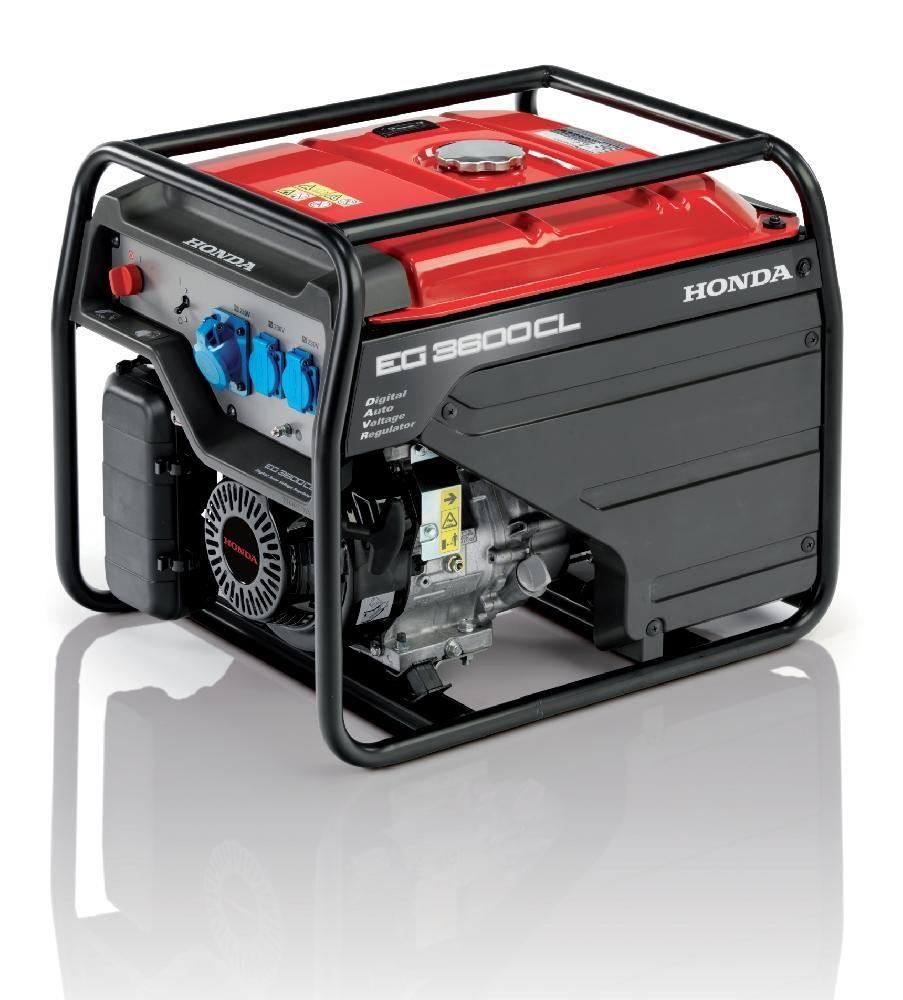 EG 3600 - Jednofázová elektrocentrála Honda EC3600