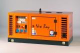 EPS103DE - ATS - Naftová jednofázová elektrocentrála Europower New Boy