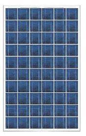 250 Wp / 24 V - Omsun, polykrystalický fotovoltaický panel