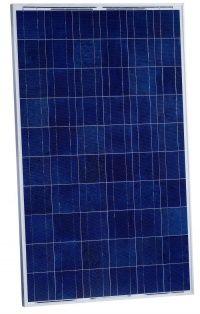 AS-6P30 - 255 Wp / 24 V panel Amerisolar polykrystalický panel, Fotovoltaický solární.