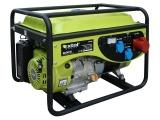 421060 - EXTOL CRAFT jednofázová elektrocentrála benzínová 6 kW