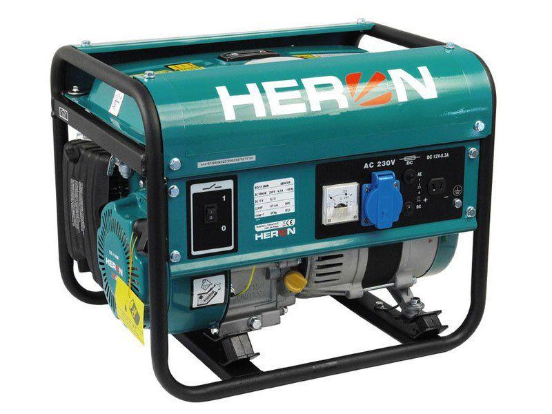 EG 11 IMR - elektrocentrála benzínová jednofázová 1,1 kW, HERON