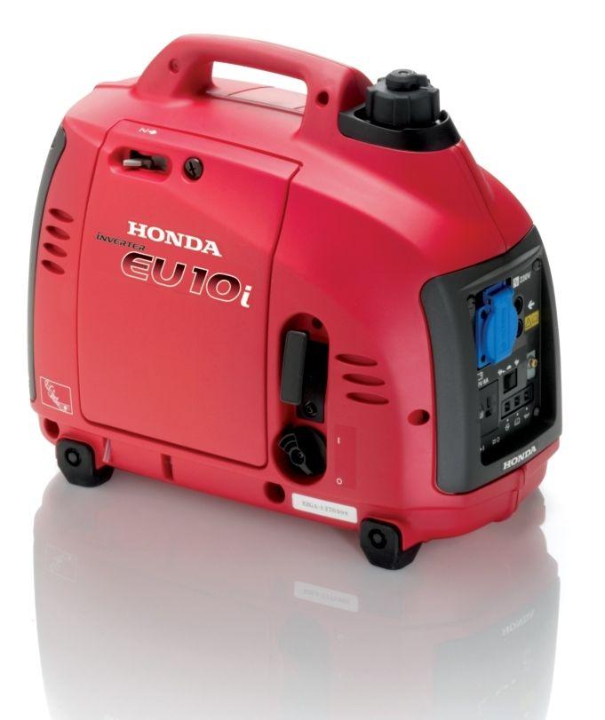 EU10i + 1. servis v ceně. EU10i - Tichá invertorová elektrocentrála Honda