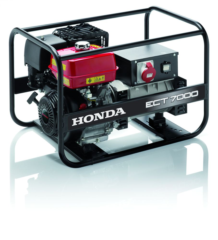 ECT 6500 rám Honda