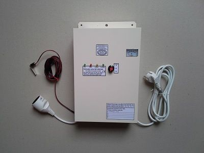 NZ UNI B 18 Z s baterií - Závěsný Náhradní - záložní zdroj UPS pro oběhová čerpadla kotlů. Ptáček NZ UNI B18Z