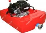 Přenosné plovoucí čerpadlo PH 800 GCV, PH800 GCV, PH800GCV s motorem Honda.